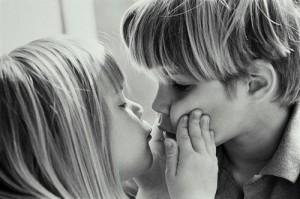 цитаты про поцелуй